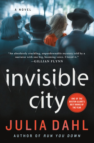 Cover: Invisible City
